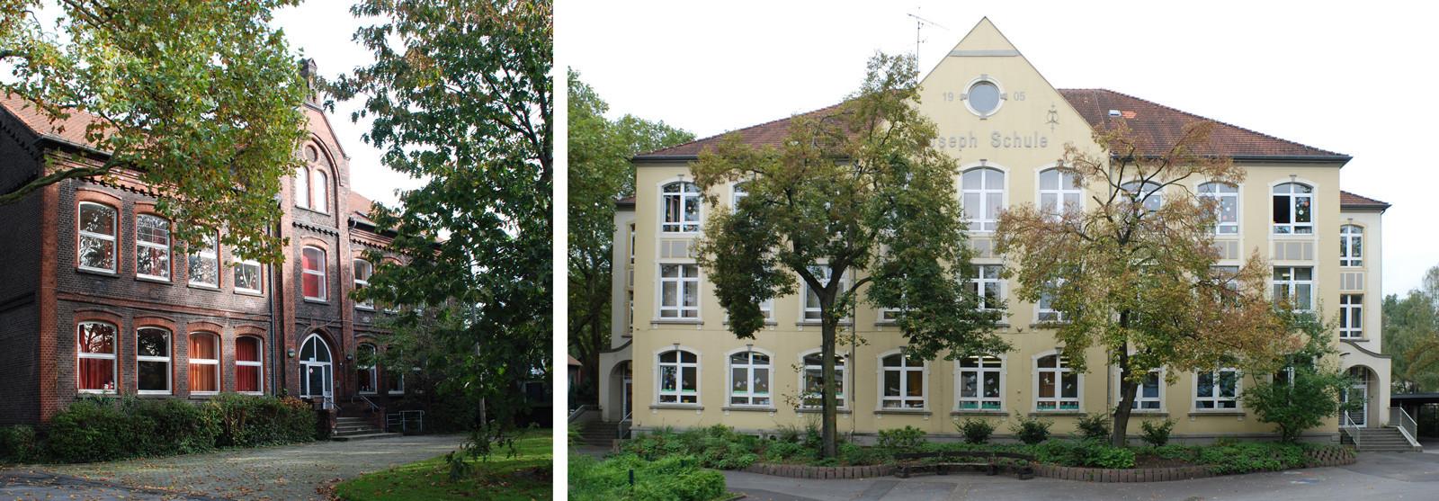 Neue Webseite der Josefschule