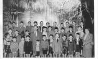 1956 Ausflug zur Dechenhöhle