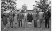 1961 Lehrerkollegium