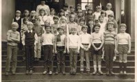 1973 Klasse 3d-Lehrerin