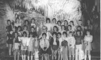 1975 Dechenhoehle mit Lehrern