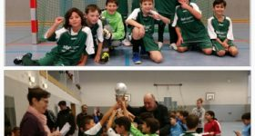 Fußballturnier der Grundschulen an der EFG