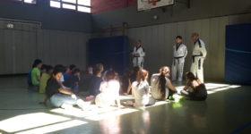 Taekwondo-Schnupper AG