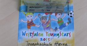 Mädchen Fußball-AG: Westfalen YoungStars
