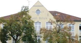 Die Webseite der Josefschule